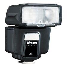 NEW Nissin i40 i-TTL ELECTRONIC Flash for FOUR THIRDS  OLYMPUS PANASONIC REBATE!