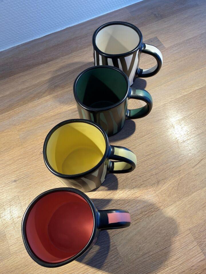 Porcelæn, Hay Wood mug kopper, Hay