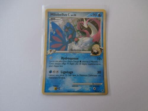 Carte Pokemon Milobellus C SP 90 pv Platine Vainqueurs Supremes Holo  !!!