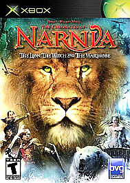 Chronicles Of Narnia The Lion, The Witch, And The Wardrobe - Xbox, Good Video Ga - $4.99