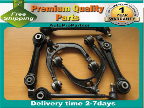 6 FRONT LOWER UPPER CONTROL ARM FOR CHRYSLER 300C 300 11-18 2WD 4X2