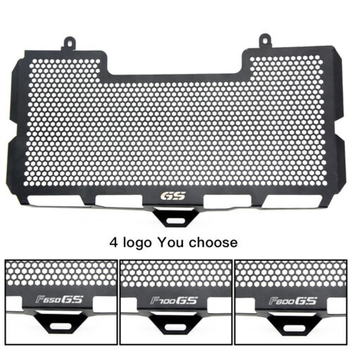Stainless Steel Radiator Grille Guard Cover Protection For BMW F700GS 2008-2016