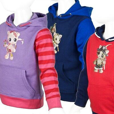1b96db1c2b Kinder Sweatjacke Süße Hoodie Kapuzenjacke Jungen Mädchen Sweat Jacke Neu  Art.12 | eBay