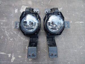 Genuine-Ford-Ranger-PX2-XLT-fog-lights-spot-06-2015-to-2017-pair