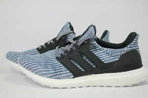 37b11b920 Image is loading ADIDAS-ULTRA-BOOST-PARLEY-WHITE-CARBON-BLUE-SPIRIT-