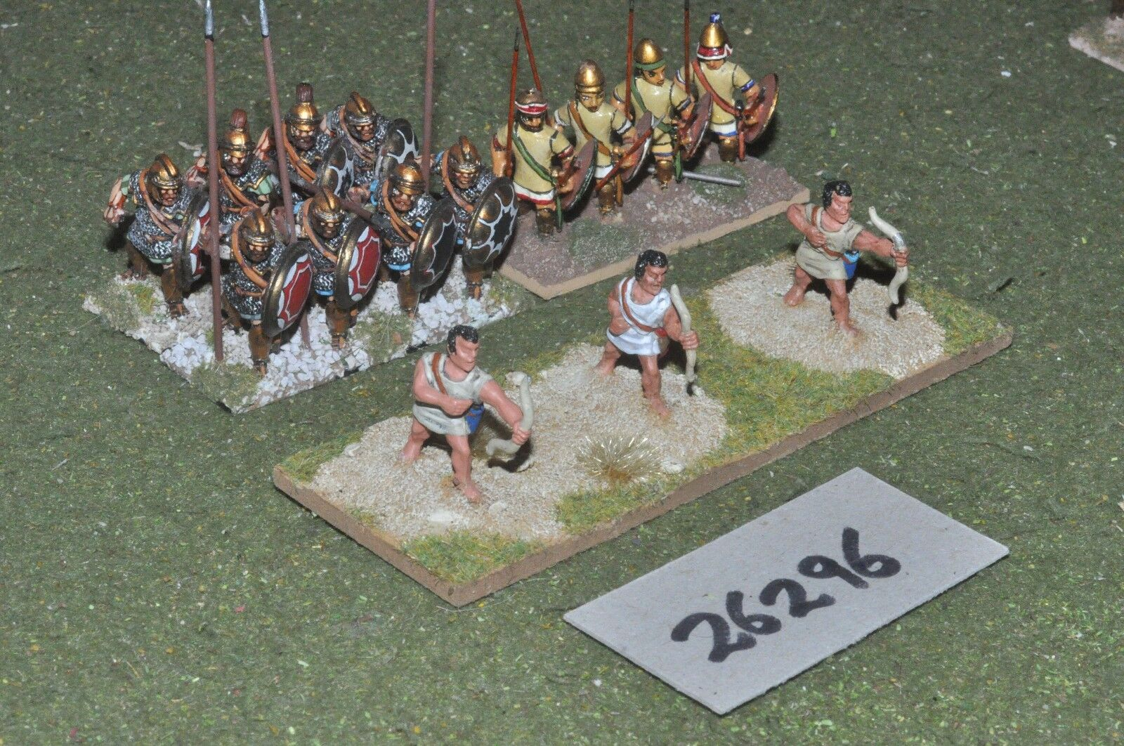 25mm classical   greek - mixed (as photo) - inf (26296)