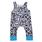 Infant Kids Baby Girl Boy Romper Sunsuit Bodysuit One-Piece Outfits Clothes