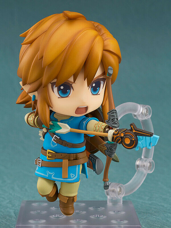 NendGoldid Link  Breath of the Wild Ver. Japan version