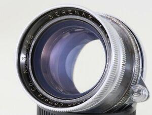 Canon-Serenar-5cm-50mm-f-1-9-Leica-LTM-39-Objektiv-034-EXC-034-aus-Japan-3433