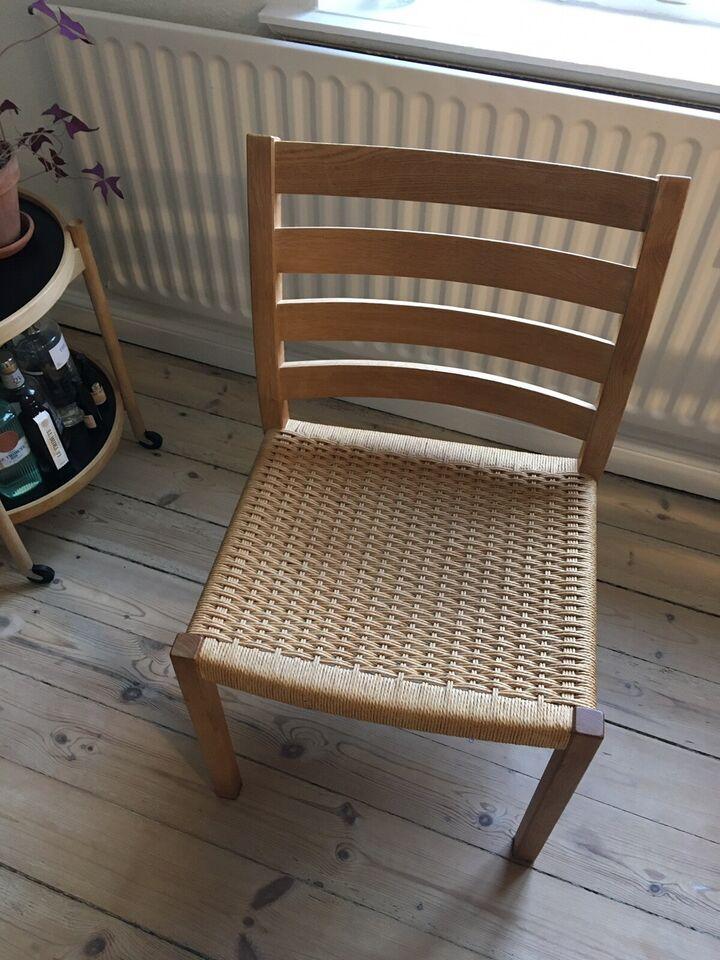J.L. Møller, stol