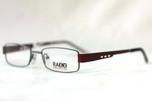 Beauty & Gesundheit Raxx Collection Rx055 C1 Brille Grau/lila Glasses Lunettes Fassung