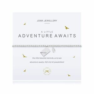 Joma Jewellery a little Adventure Awaits bracelet ogjbKx