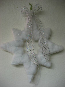 Weihnachtsdeko Watte.Details Zu Top Angebot Deko Weihnachten Watte Stern Weiß 42 Cm Licht Weihnachtsdeko Neu