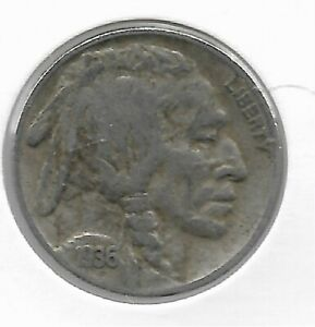 Rare Old Antique 1936 US Buffalo Indian Nickel Collection Great USA Coin LOT:V63