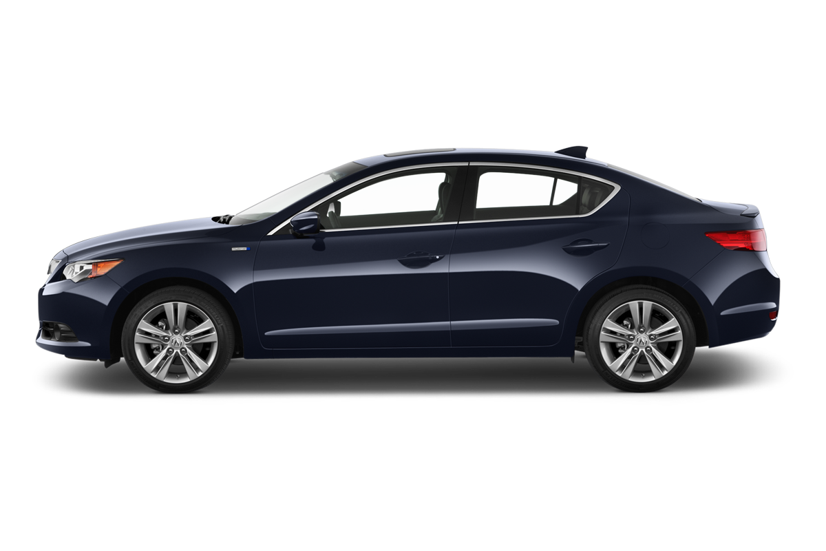 Acura ILX side view