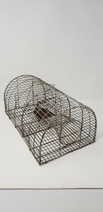 Ancienne Cage A Nuisible F5bgna5z-10124439-863435083