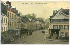 CP 02 Aisne - Guise - Rue Camille-Desmoulins