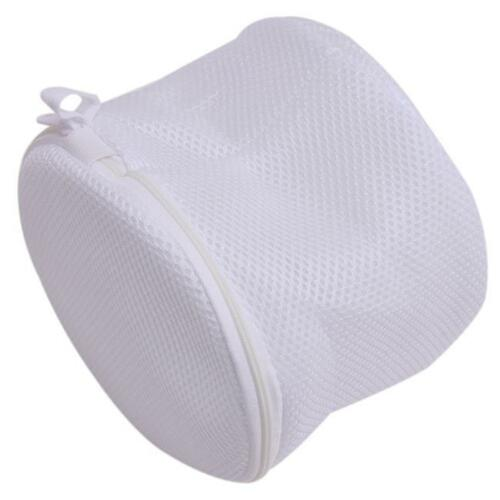 Lingerie Bra Wash Laundry Sock Basket Underwear Mesh Bag Zipper Bags Net Aid MA
