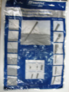 "(1) 2 Pack GRIPPLE PLUS ANCHOR KITS GPAK3-15FT-BB-<wbr/>2/BAG - 1/8""x15""Load:1<wbr/>320 Lbs"