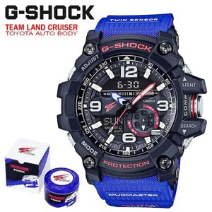 Team-Landcruiser-Casio-G-Shock-Mudmaster-Watch-Toyota-Auto-Body-GG-1000TLC