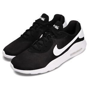 online retailer a16f0 2df8e Image is loading Nike-Air-Max-Oketo-Black-White-Men-Running-