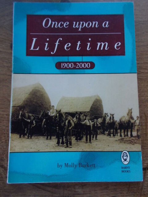 Once Upon a Lifetime: No. 2: 1900-2000 by Molly Burkett (Paperback, 1999)