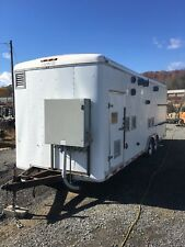 24 Express Mobile Remediation Trailer Soil Vapor Extraction Air Sparge