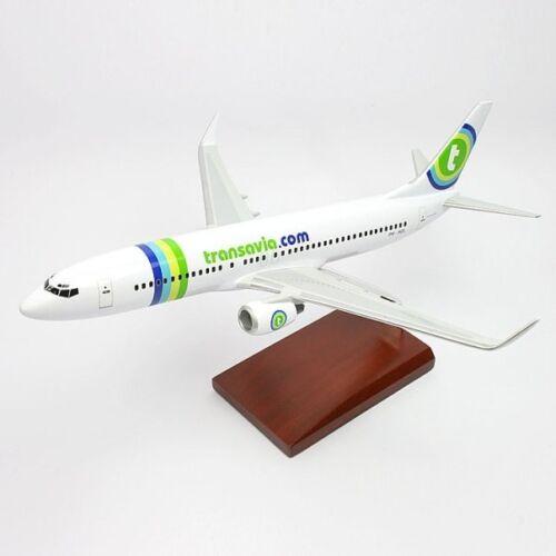 Transavia Airlines Boeing 737-800 Desk Top Display Jet Model 1//100 MC Airplane