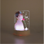 miniature 10 - Color Changing KPOP BTS Bangtan Boys LED Plastic Acrylic Lightstick Night Light
