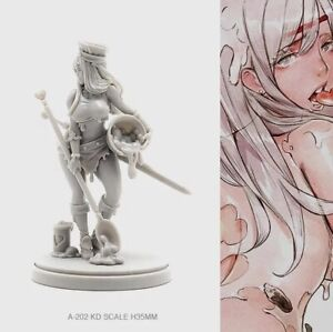 Pinup-Candy-Model-for-Kingdom-Death-Game-Resin-Figure-30-mm
