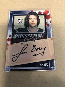 2013-14-ITG-Enforcers-II-Autograph-JIM-DOREY-Auto-A-JD