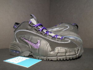 sports shoes 12eda 6da56 Image is loading Nike-Air-Max-PENNY-LE-GS-1-BLACK-