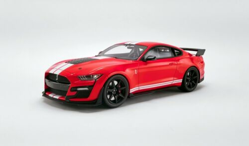 2020 Ford Shelby GT500 in Race Red ACME USA EXCLUSIVE by GT Spirit in STOCK MIB
