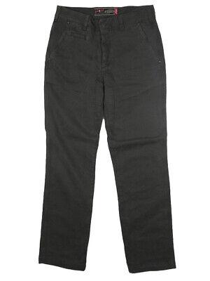 Fiducioso Pantaloni Uomo Jaggy Habana Tg W 32 It 46 Chino Grigio Talpa Cotone Stretch New Completa In Specifiche