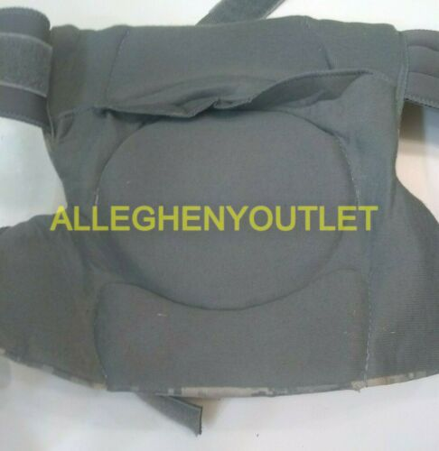 Details about  /US Military Army ACU Camo Elbow /& Knee Pad Set Paintball Airsoft LARGE FAIR