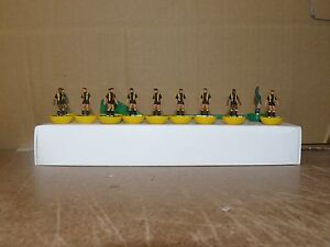 1966 WORLD CUP SUBBUTEO TOP SPIN TEAMS