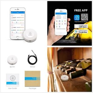 Details about Inkbird Humidity Temperature Recorder Data Logger Thermometer  APP Monitor track