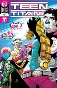 Teen-Titans-Vol-6-45-Cover-A-NM-1st-Print-DC-Comics