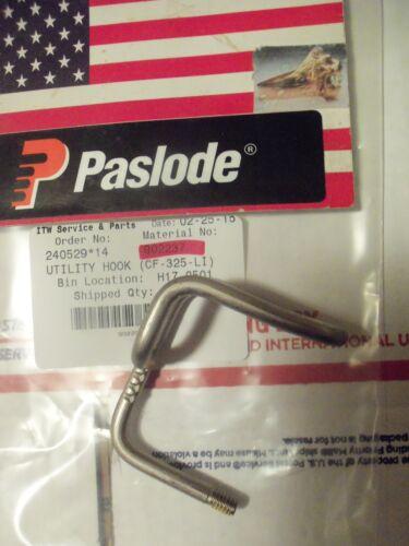 "/""GENUINE/""  Paslode # 902237  UTILITY HOOK CF-325-LI"