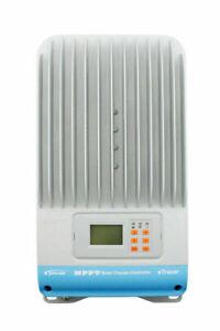 Epever ® MPPT contrôle de charge eTracer et4415bnd/6415bnd 45 A/60 a 12v/24v/36v/48v