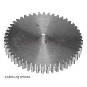 65 dents 1 Pièces Qualité 8-9 Front engrenage Acier c45 Module 2.5