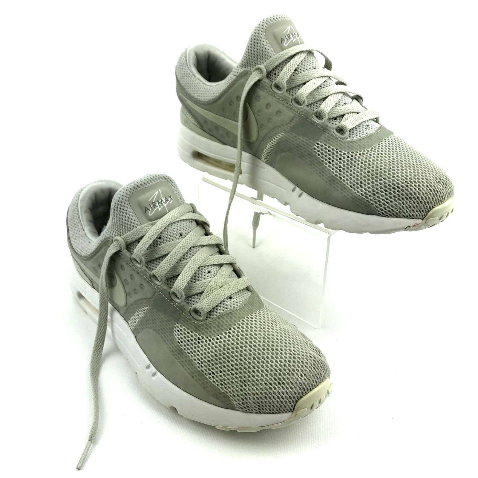 Nike Air Max Zero BR Pale Grey Pale Grey 903892-002 Men's Size 9.5 US