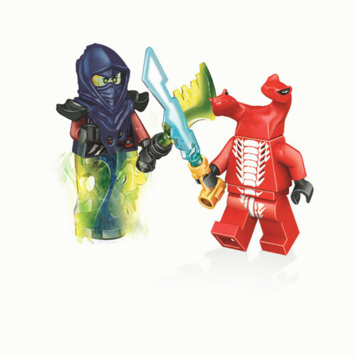 24pcs Ninjago Mini figure for Lego Kai Jay Building Blocks Toys