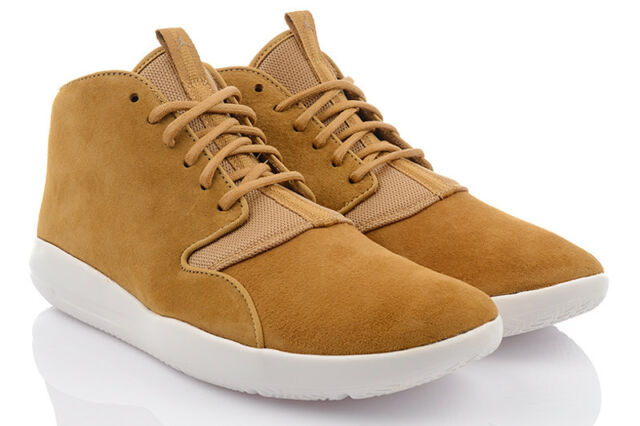 607a0ffb1ae Nike Jordan Eclipse Chukka Lea Men s Shoes Sneaker SNEAKERS Leather ...