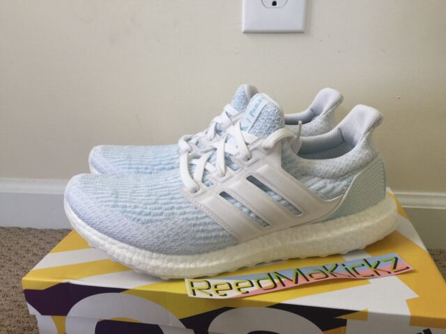 03bb35a926bf7a adidas Parley Ultra Boost Uncaged Mens Shoe Sneaker Trainer Cp9686 ...