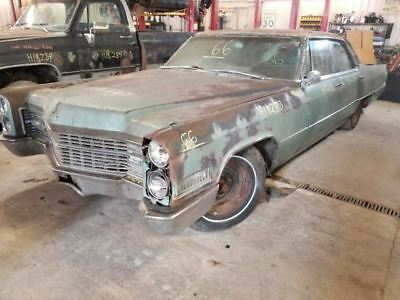 1966 Cadillac Deville Bench Seat Front 496579 Ebay