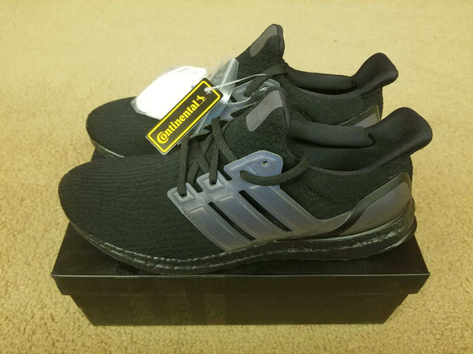 Adidas ultra Boost - Triple Negro - Xeno - Boost tamaño 11,5 - 100% autentico - miAdidas edc8af