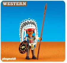 Playmobil Add On 6271 Native American Chief Ii - New, Sealed
