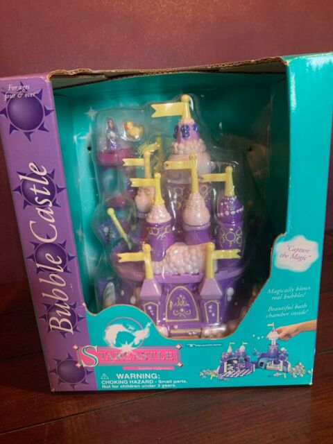 New in Box 1996 Trendmasters Starcastle Sunshine Collection Garden Castle