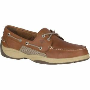 Eye Boat Shoe - Mens Top Sider Tan   eBay